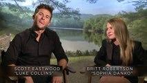 The Longest Ride   Scott Eastwood & Britt Robertson Trailer Countdown   20th Century FOX