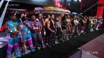 Mr. McMahon & Stephanie McMahon address the WWE roster: Raw, January 11, 2016
