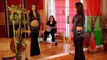 Advanced Belly Dancing Moves : How to Do the Egyptian Twist Move in Advanced Belly Dancing