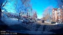 Car Crash Compilation || accidente de tráfico #157
