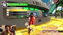 Dragon Ball Xenoverse MOD : MOD RAFYTA VS VEGETA GOKU BILLS GOLDEN FREEZER - RAFYTA EN XENOVERSE !