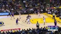 Stephen Curry vs Seth Curry - Brothers Duel   Kings vs Warriors   Dec 28, 2015   NBA 2015-16 Season