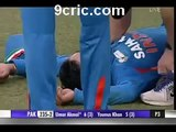 Biggest Accident in Cricket History Virat Kohli And Rohit Sharma vs Pakistan Asia Cup cricket. Rare cricket video