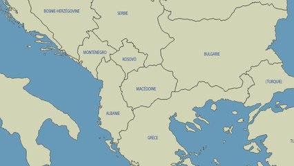 Actualité balkanique, par Alexis Troude