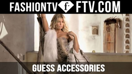 Behind The Scenes Guess Accessories Fall '14 Campaign | FTV.COM