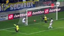 FCSM-Chamois Niortais FC : le résumé