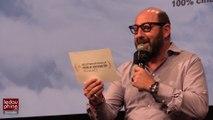 Cérémonie de clôture du Festival du film de comédie de l'Alpe d'Huez