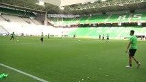 Foot - L1 : L'apaisement prôné avant le derby Saint-Etienne - Lyon