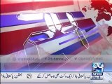 Sindh guidance to stop traffic for protocol, Chief Minister Sindh convoy was caught in a traffic jam