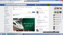 How to change Your Facebook Account Language