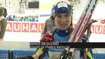 Biathlon - CM - Ruhpolding : Bescond «Un relais très très difficile»