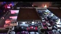 Incendio consume casas de cartón en la Cuauhtémoc | Noticias