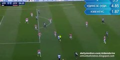 Udinese Big chance - Udinese v. Juventus 17.01.2016 HD