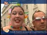 Lesbian & gay pride tours 2007 - TV Tours 21 mai 2007
