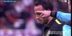 1-1 Giampaolo Pazzini Penalty - AS Roma v. Hellas Verona 17.01.2016 HD