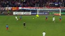 Georges-Kévin N'Koudou Goal HD - Caen 0-2 Marseille - 17-01-2016