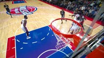 Stephen Curry Drops 38 on the Pistons