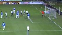 1-1 Antonio Caracciolo Goal Italy  Serie B - 17.01.2016, Brescia Calcio 1-1 AC Cesena
