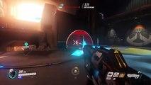 Blizzard Overwatch Game Genji Numbani
