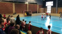 17/01/16 : tournoi U9 à Tilloy (match contre Arras)