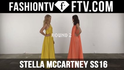 Round 2 Fight! Stella McCartney SS16 | FTV.com