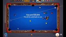 8 ball pool vs player idiot haha