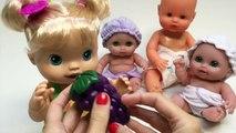 Baby Alive Bébé Poupée Nenuco Bébés Bathtime la Façon De Bain dun Bébé Poupée Jouet Vidéos
