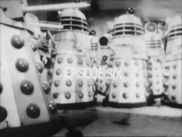 Loose Cannon The Power of the Daleks Episode 6 LC10