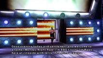 WWE SmackDown vs. RAW 2007: RAW Career pt.1 - The Year Of Kurt Angle