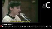 Manipulation - Guerre du Golfe 1991 : l'affaire des couveuses au Koweït