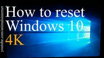 Dell XPS P09E Factory Reset Windows 7 - video dailymotion