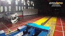 Çarpışma testlerinde En kötü 10 araba  (Crash test ) Euro NCAP