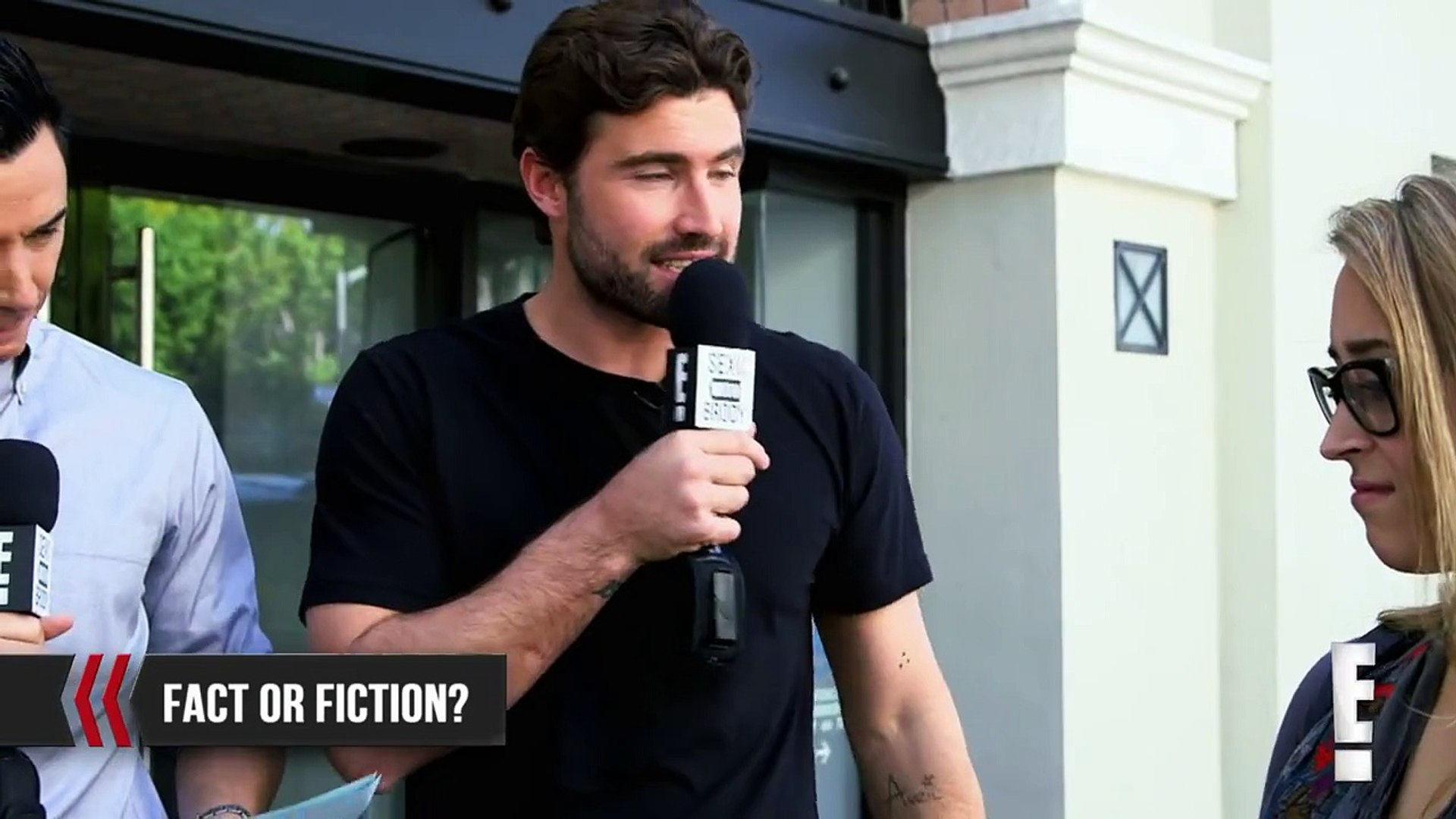 Brody Jenner Asks the Naughtiest Sex Questions | Sex With Brody | E!