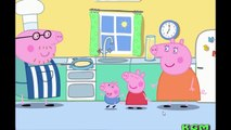 Peppa Pig Full Episodes - Daddy Pigs Pancake Game | Peppa Pig English Episodes