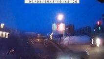 Ice And Snow Car Crash Compilation #7 Black Ice !