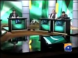 A Great Fight Between Hassan Nisar and Abrar ul Haq