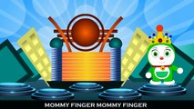 Finger Family Nursery Rhyme with Doraemon| Doraemon Finger Familys Nursery Rhymes For Kids