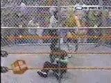 Jeff Jarrett vs Jeff Hardy (Six sided Steel Cage Match)