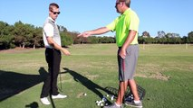 The Short game SECRET move with Monte BE BETTER GOLF