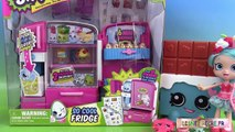Shopkins Shoppies Poupée Jessicake Doll Super Frigo Super Cool Fridge ⓋⒾⒹéⓄ ⓋⒾⒹéⓄ