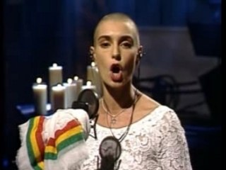 Sinead O'connor - War