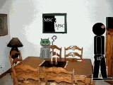 Mini-metrage par rafalinfernal - herbe a homme, herbe a chat