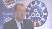 Vincent BEAUMESNIL (Directeur des Sports ACO) - Le nouveau règlement technique des 24 Heures du Mans et du Championnat du Monde d'Endurance