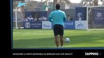 L'incroyable et hilarante feinte du Brésilien Hulk sur penalty (vidéo)