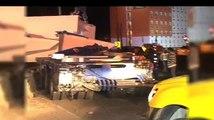 Trabe de acero cae sobre Periférico en Jalisco | Noticias de Jalisco