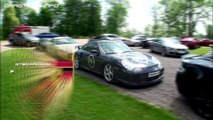 Porsche 911 Turbo Evotech vs Porsche 911 GT2 vs Nissan GT R Switzer P800