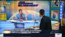 """""""Le vrai problème du chômage en France, c'est le problème des non qualifiés"""", Hugues Hansen - 18/01"""