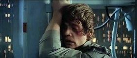 Parodie de Star Wars - la chute sans fin de Luke...