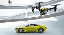 Etos, el concepto de coche autónomo de Rinspeed