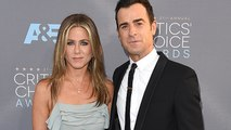 HOT COUPLE ALERT! Jennifer Aniston, Justin Theroux CUTE At Critics Choice Awards